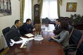 Климкин провел консультации по Сербии.