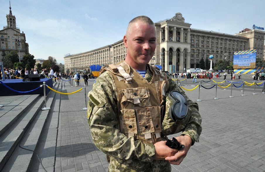 Михаил Забродский.
