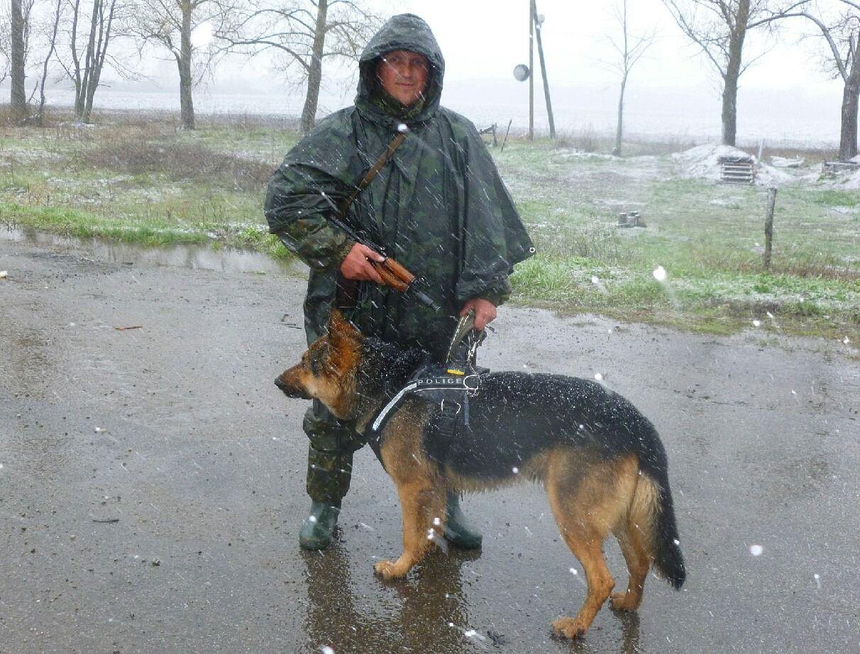 Мужчину искал весь отдел полиции и служебные собаки.