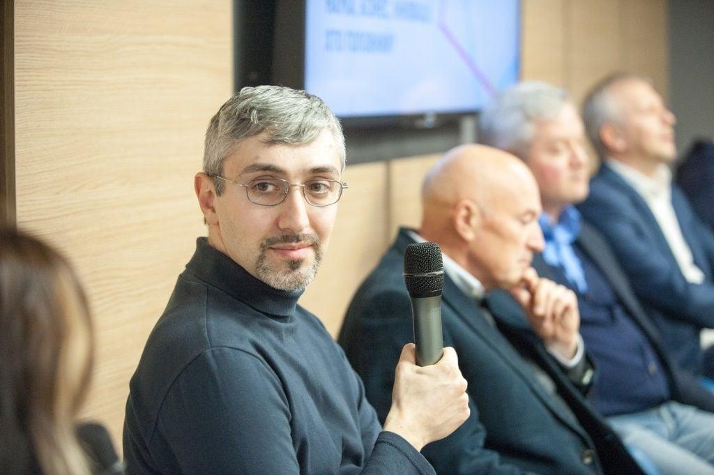 Ученый НАНУ Семен Есилевский