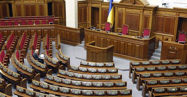 Секретариаты фракций Рады получили обновленную повестку дня
