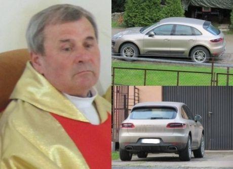 Священник продал свой дорогой автомобиль