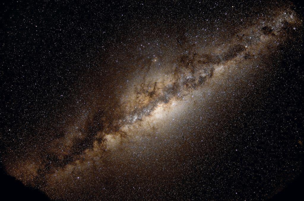 В нашей галактике нашли загадочный объект