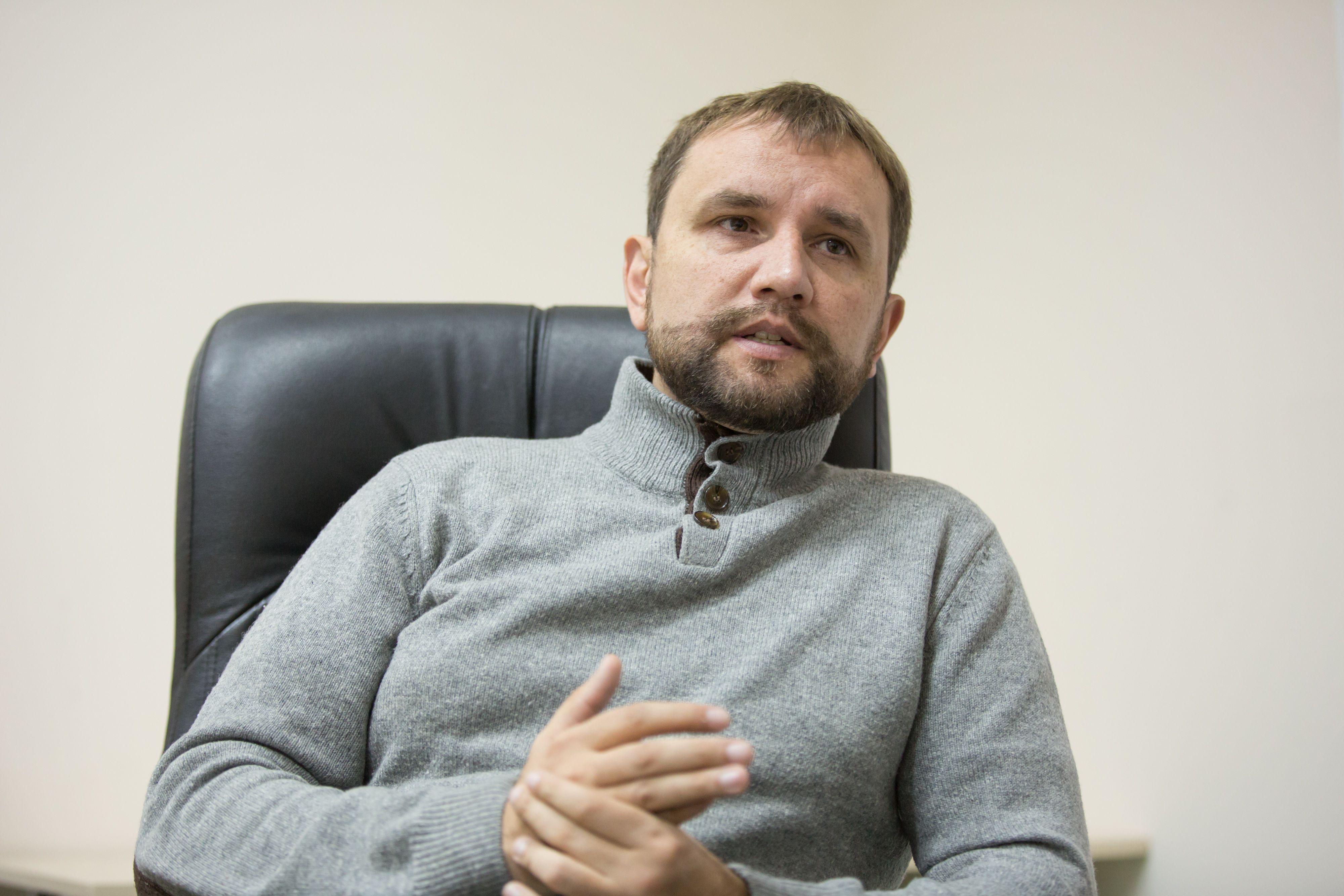 Нову заяву В'ятровича викликало скандал