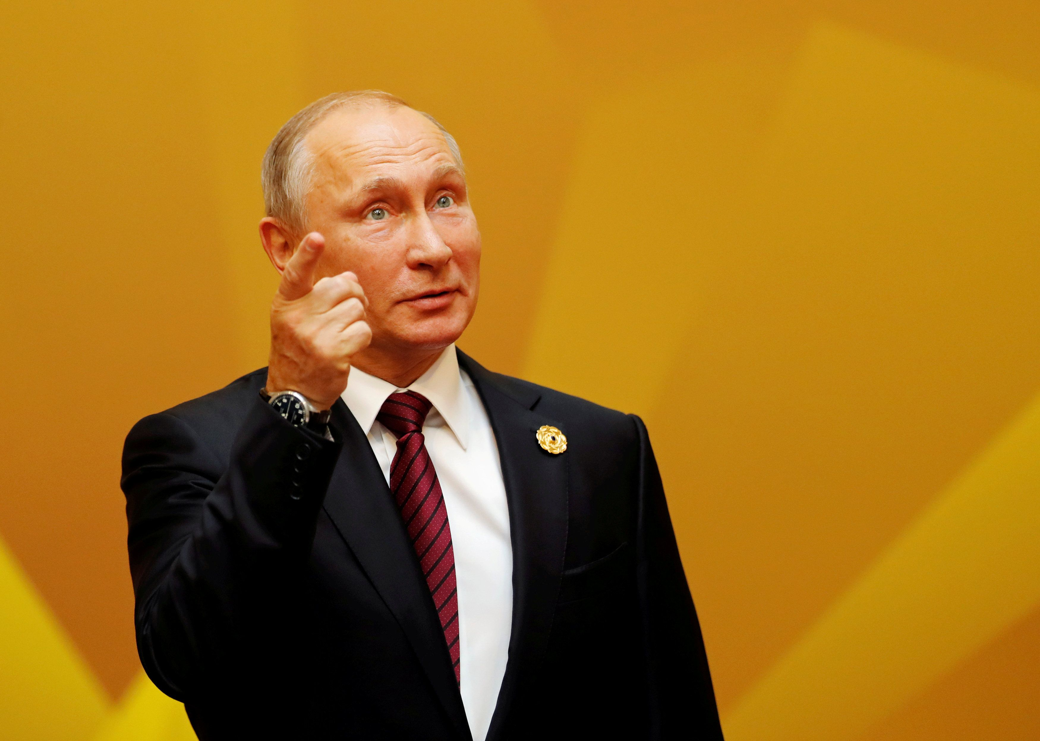 В Финляндии геи сделаи сюрприз Путину