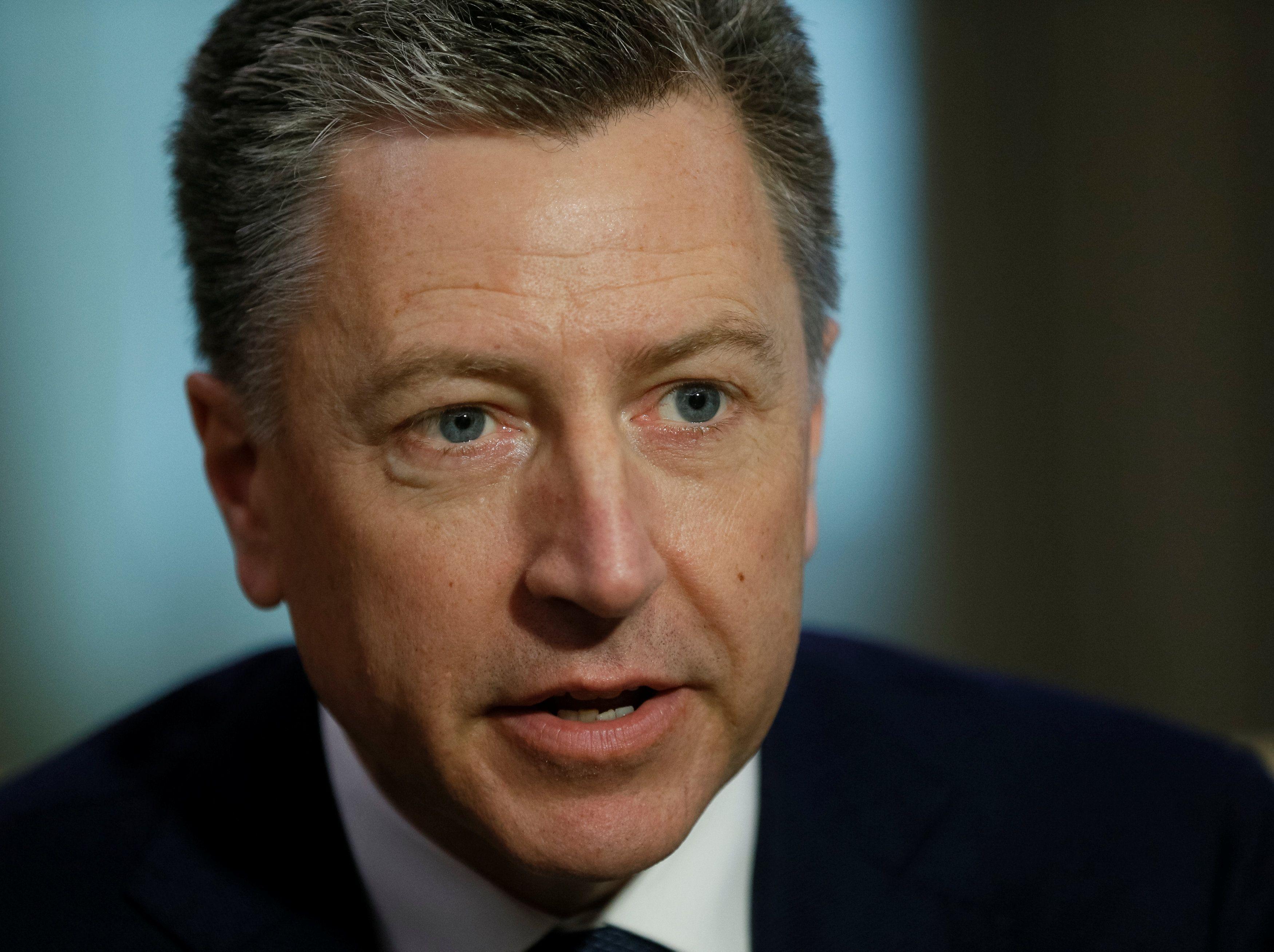 США надеются добиться восстановления территориальной целостности Украины, отметил Курт Волкер
