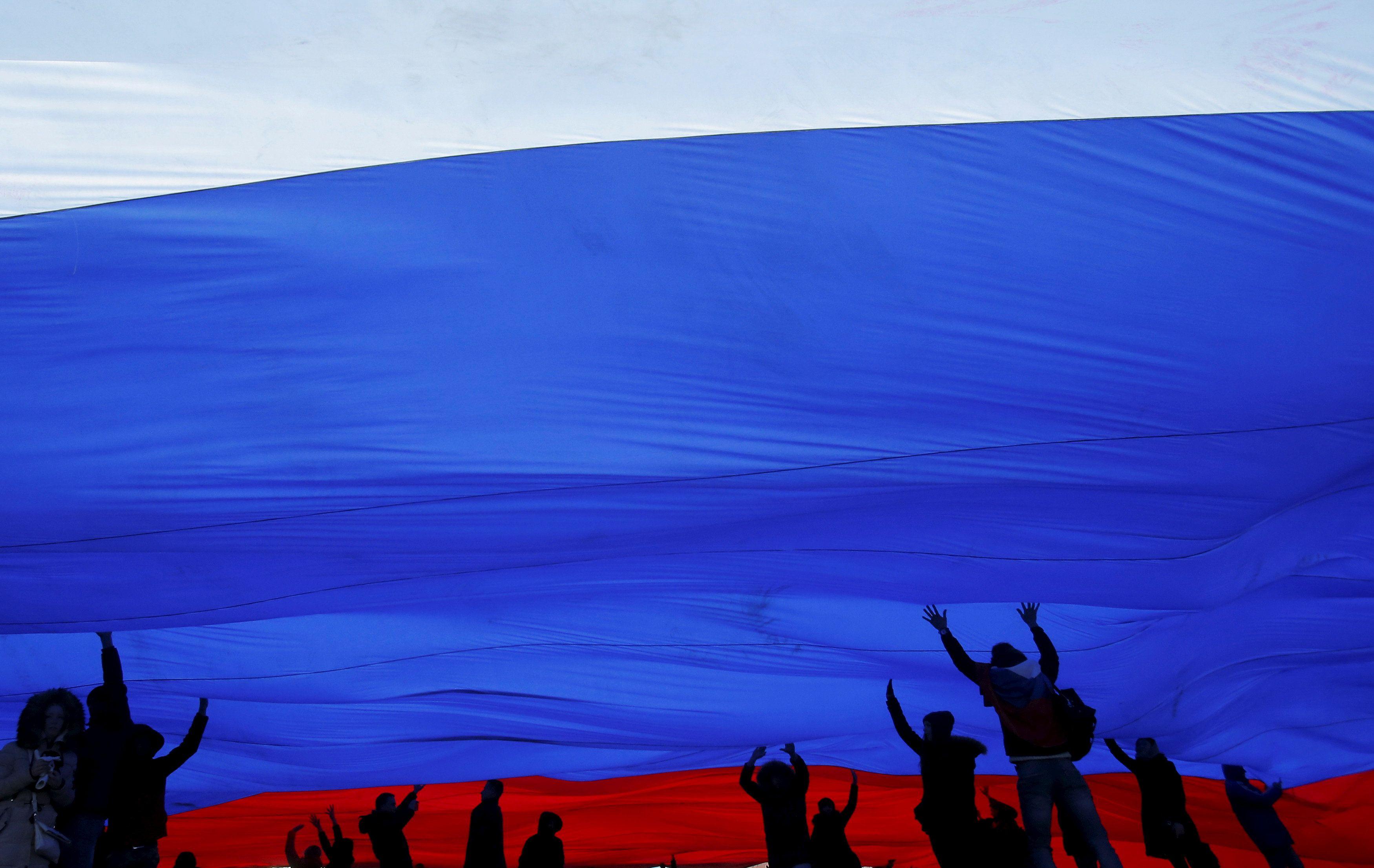 У РФ нужно было отобрать право на проведение ЧМ-2018 по футболу после нападения на Крым, полагает журналист