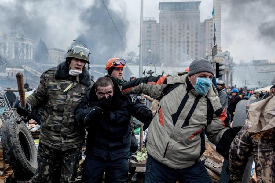 Майдан участники