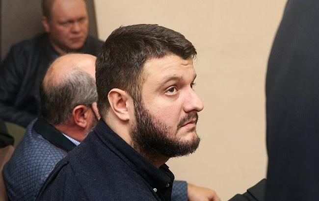 Сын главы МВД Александр Аваков