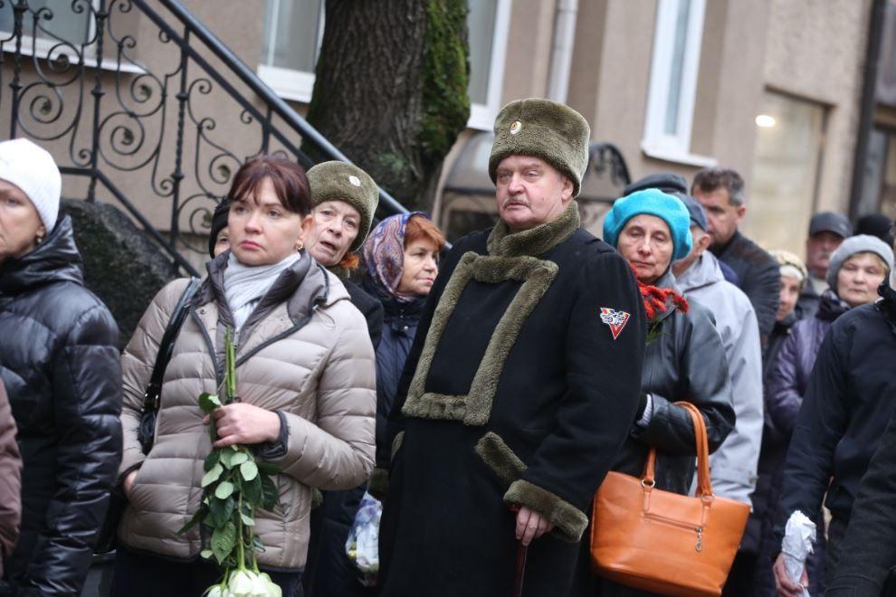 В Латвии похоронили Задорнова: опубликованы фото и видео