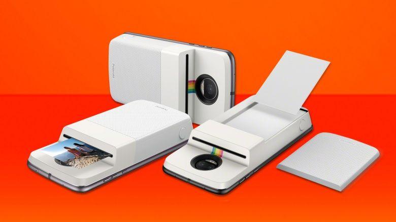 Компактный принтер Polaroid Insta-Share Printer