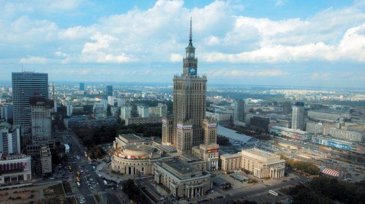 В Польше хотят снести Дворец культуры и науки
