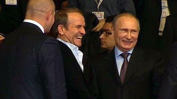 Медведчук возвращается в украинскую политику