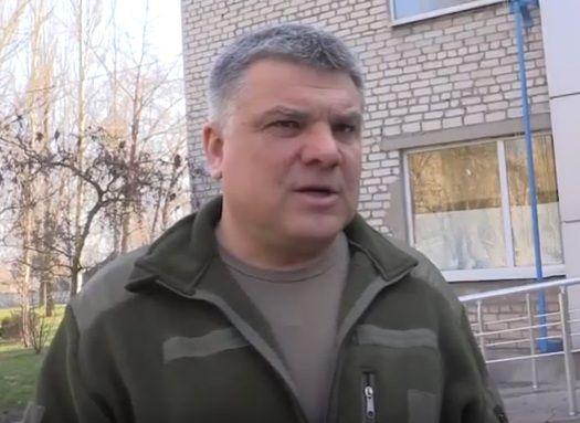 Глава ВГА Авдеевки Павел Малыхин