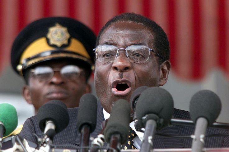 Мугабе согласился выполнить ультиматум о своей отставке