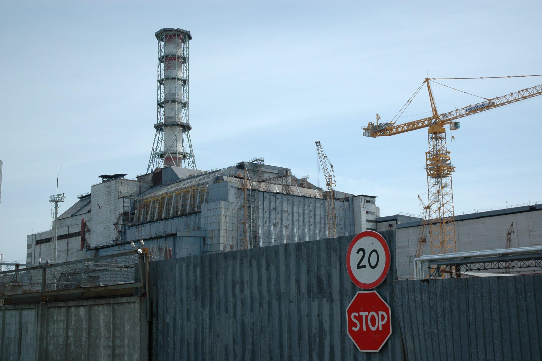Чернобыльская АЭС. Наши дни
