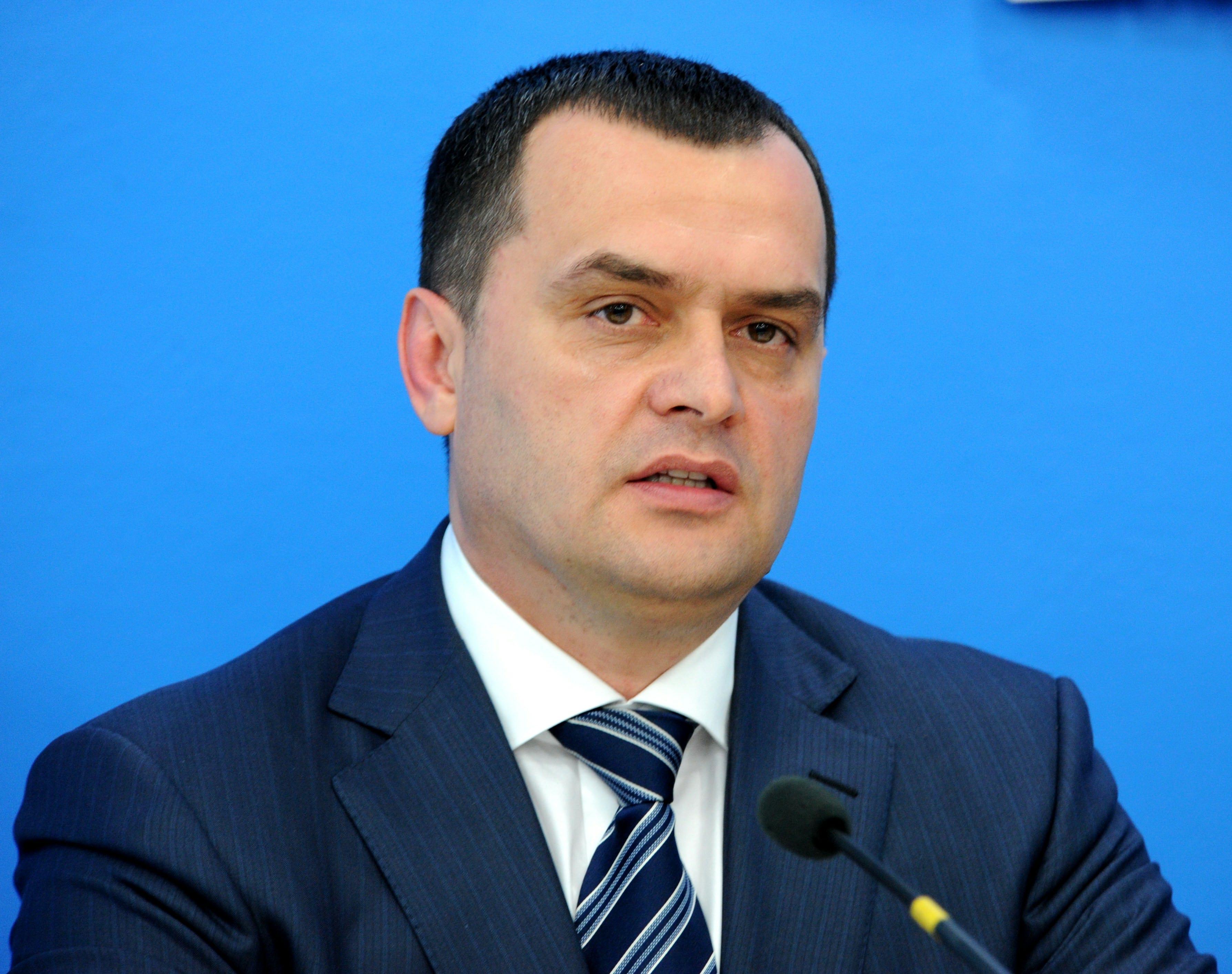 Захарченко бывший министр