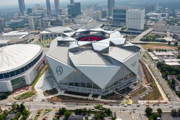 В Атланте взорвали