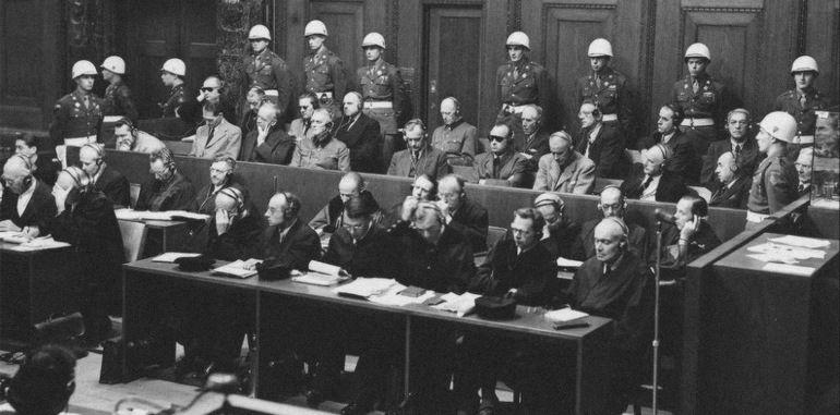 Российских оккупантов ждет свой Нюрнберг