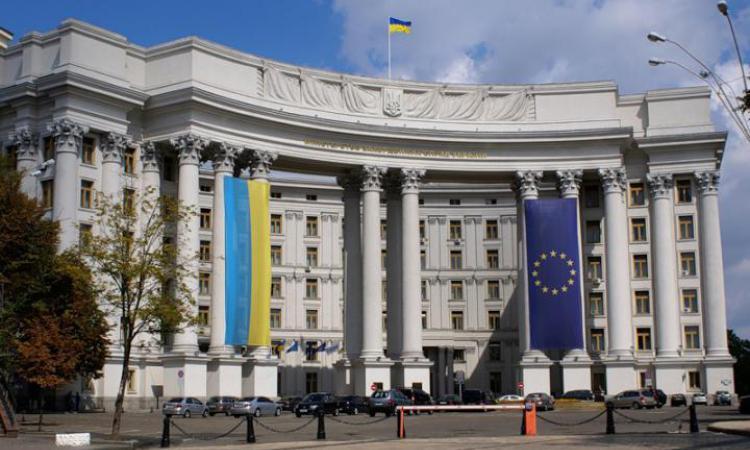 МИД Украины заявил, что РФ пытается прикрыть действия террористов по устранению Захарченко