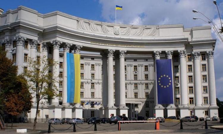 Вызванный в МИД Украины палестинский посол подтвердил поддержку Палестиной территориальной целостности Украины