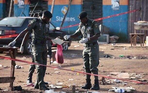 Теракт в нигерийском городе Муби
