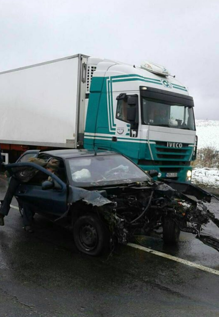 Авария унесла жизни двух людей