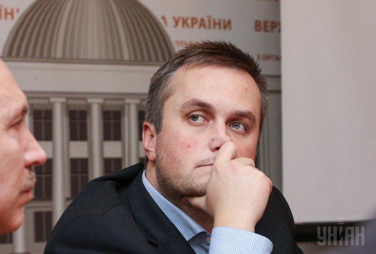 Холодницкий предупредил о войне между НАБУ и ГПУ