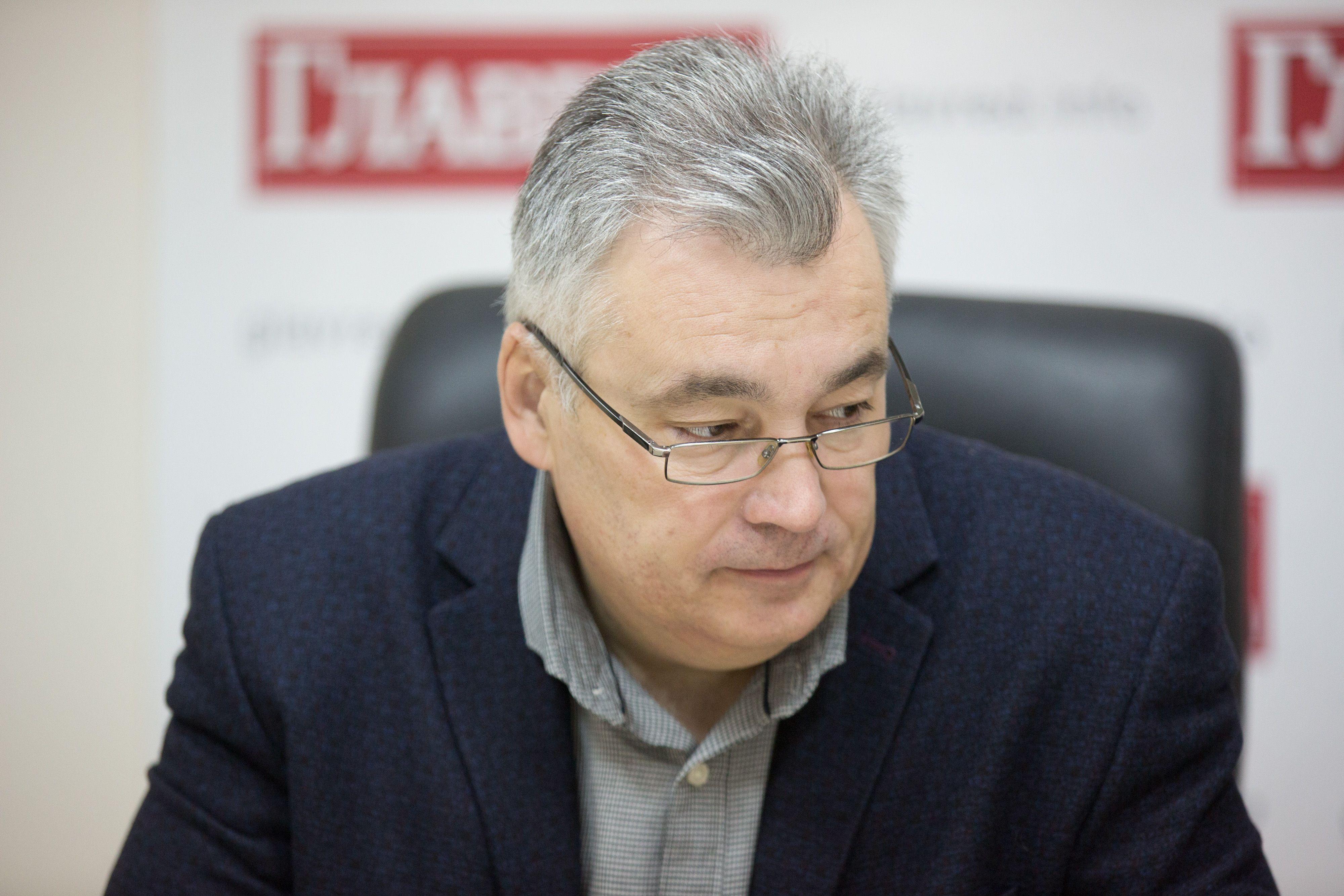 Слова лидера врага не стоит воспринимать серьезно, отметил Дмитрий Снегирев