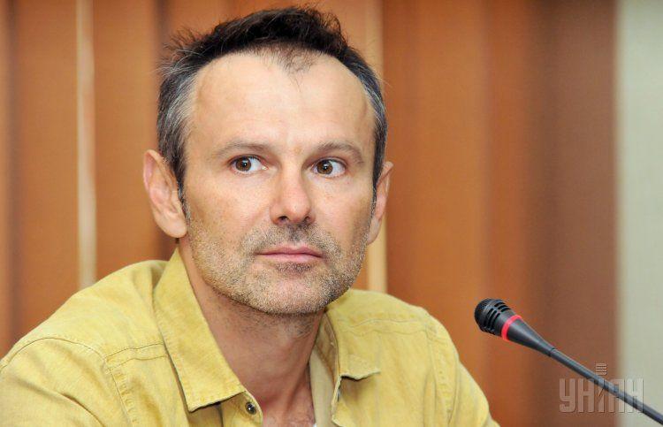 Святослав Вакарчук подчеркнул, что мы не имеем права забыть Голодомор