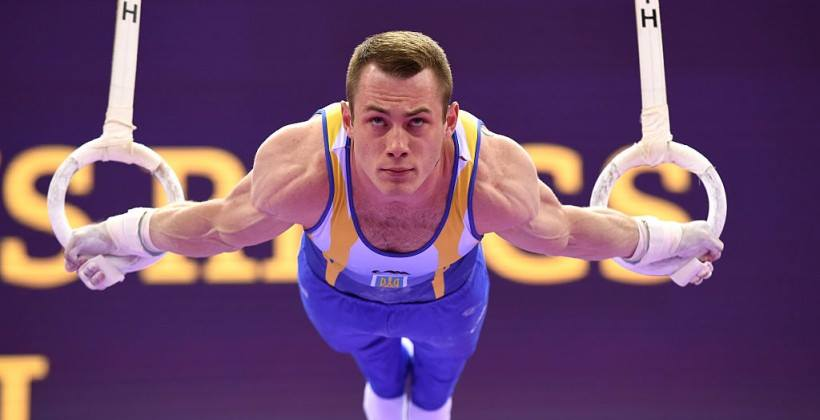 Радивилов победил на этапе Кубка мира