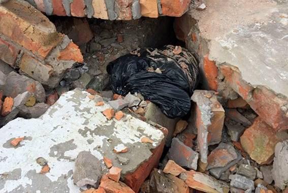 На Днепропетровщине нашли три тайника с гранатометами, минами и патронами