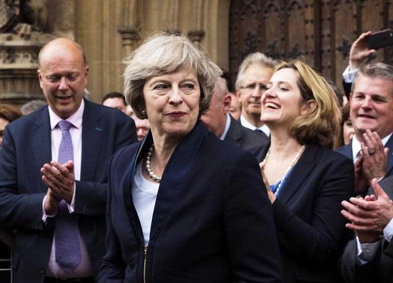 Предполагается, что Тереза Мэй, британский премьер, объявит о высылке российских дипломатов.