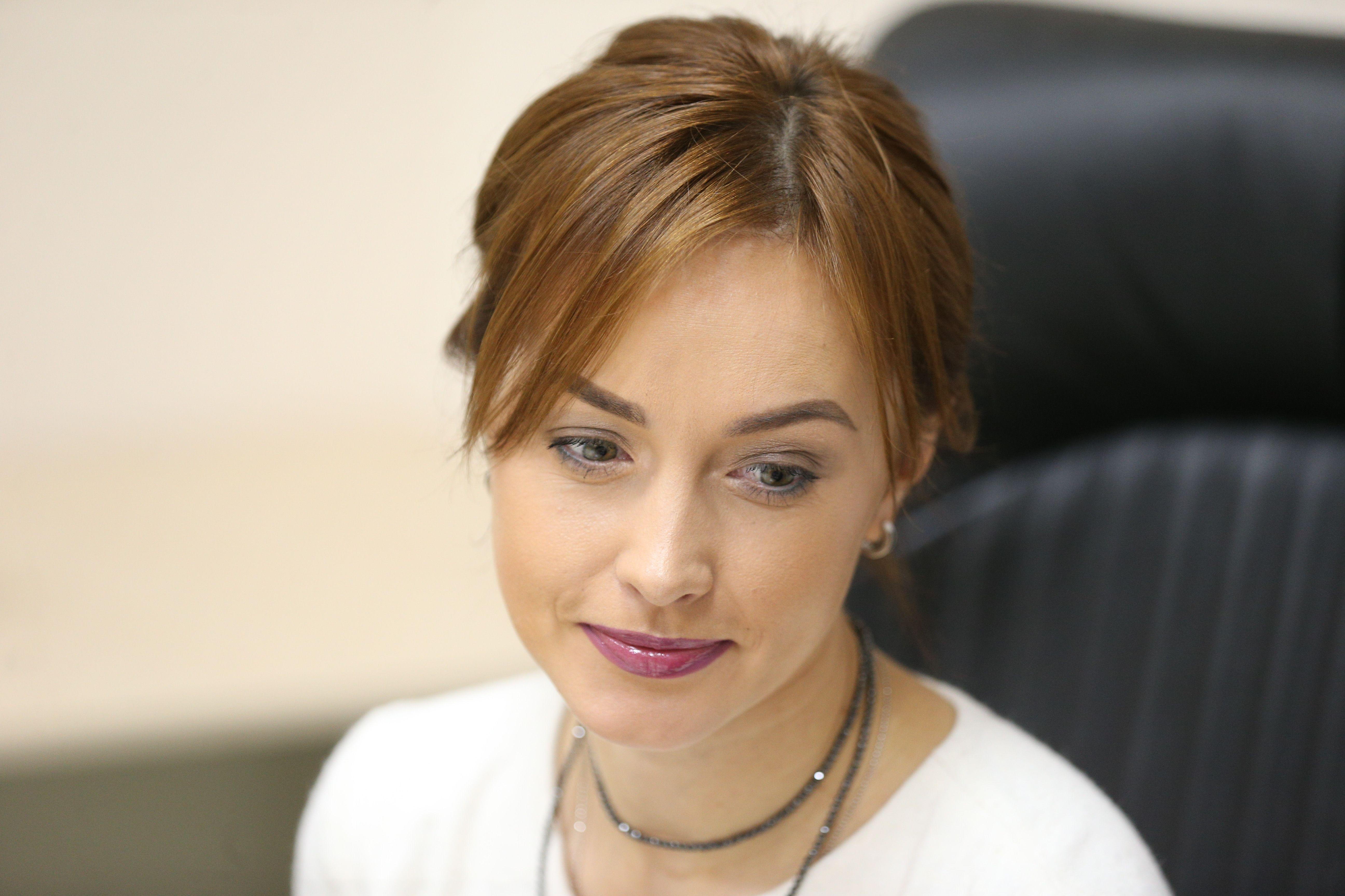 Анюта Славская
