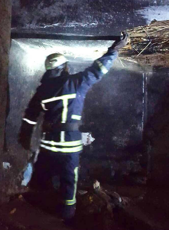 Тела погибших нашли в комнате, где не было возгорания, но находилось много дыма, отметили в ГСЧС
