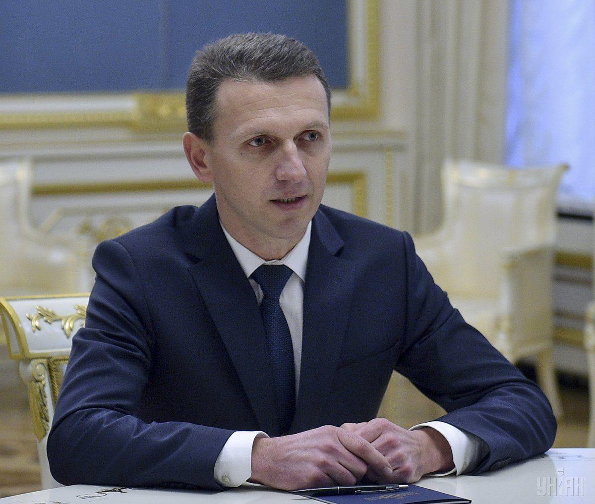 Директор ГБР Роман Труба