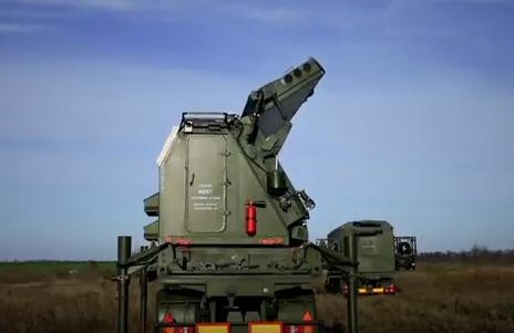 Локатор может работать со всеми зенитно-ракетными комплексами, которые стоят на вооружении ВСУ