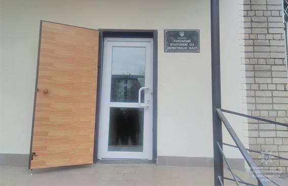 В суде Никополя взорвали гранаты, есть жертва и пострадавшие