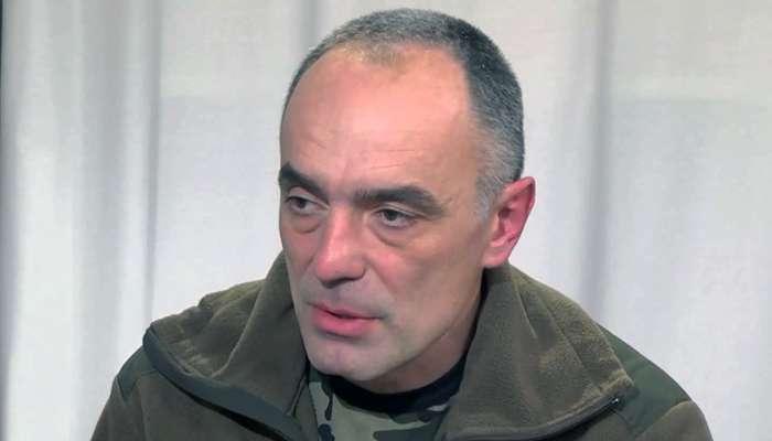 Волонтер Юрий Касьянов