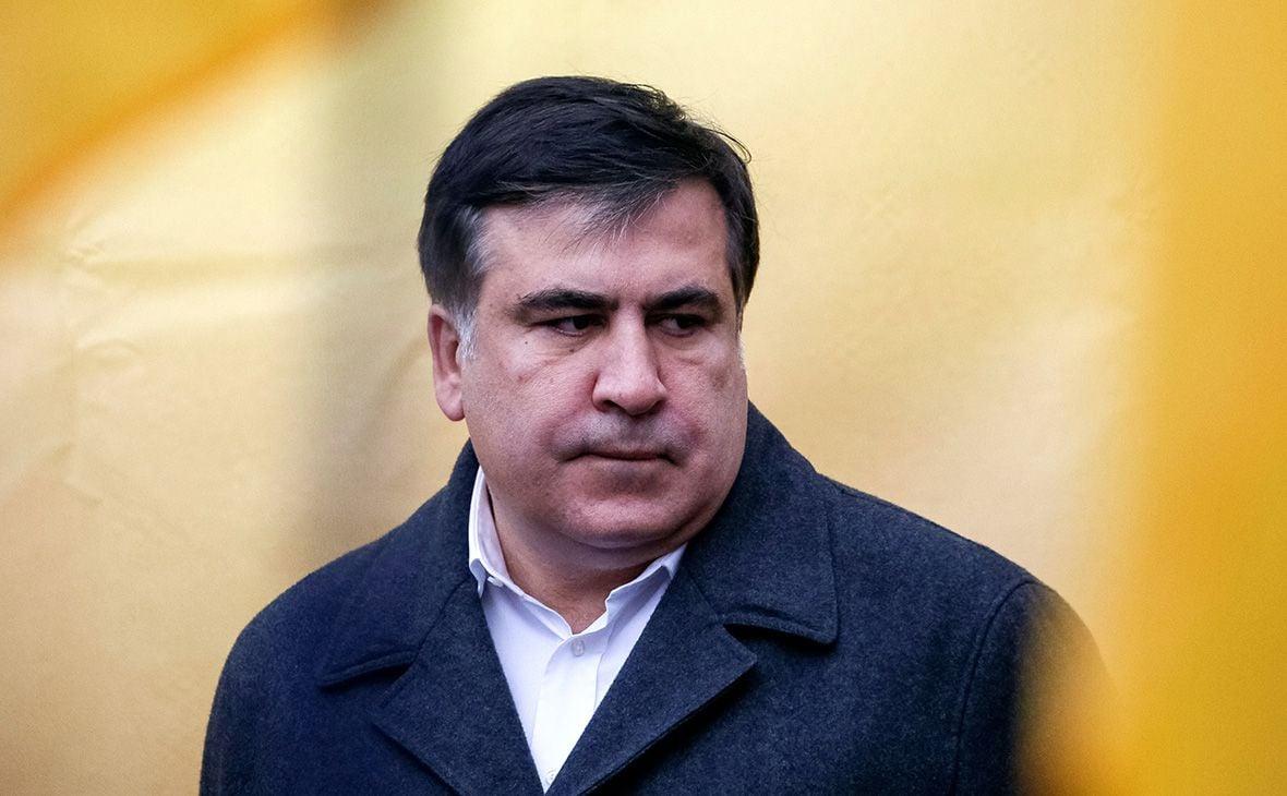 Обнародована запись разговора Саакашвили
