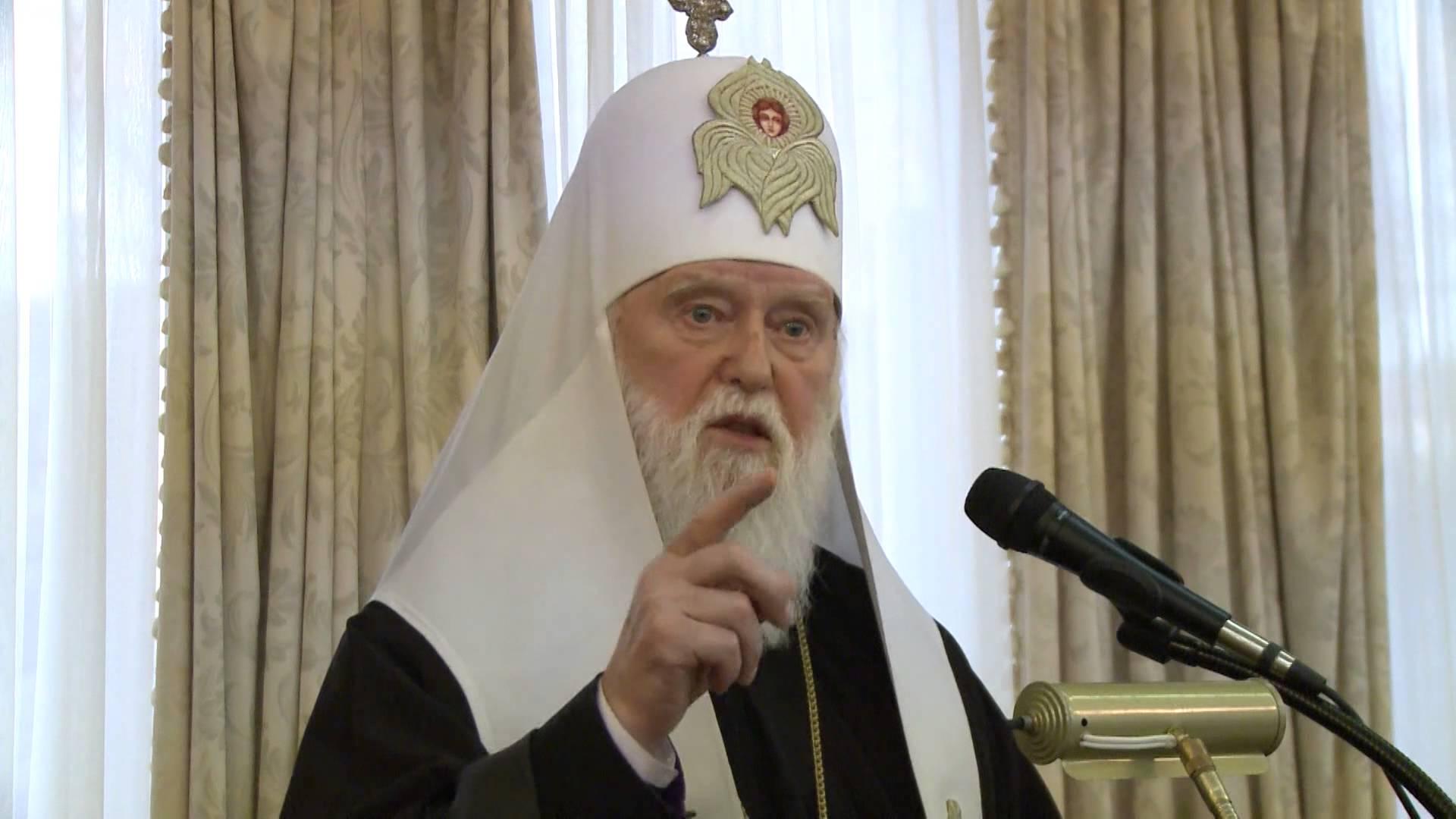 УПЦ получит автокефалию, уверен патриарх Филарет