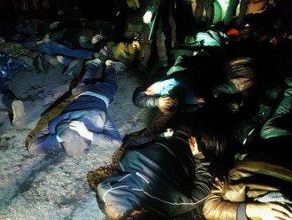 В Полтавской области задержали 40 рейдеров