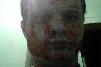 Задержанный Дмитрий Лучин