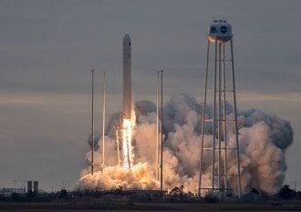 В США запустили РН Antares