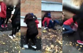 Избиение школьницы в Полтаве