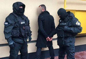 В Одессе задержали членов банды
