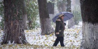 В Украине ожидают ухудшения погоды