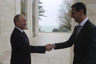 Путин покидает Сирию. Возможно, временно