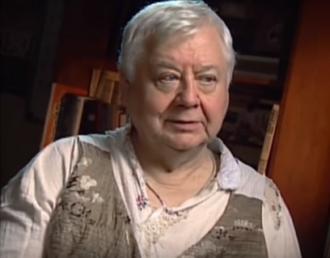Олега Табакова вчера якобы навестил сын Антон