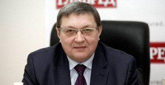 Виктор Суслов_чб